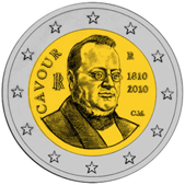 Two Euro Coin Image